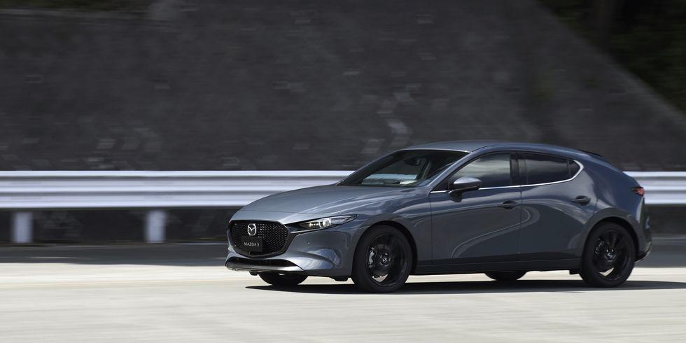 Vuoden 2019 Mazda 3